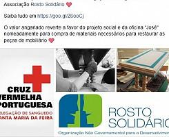 Leilão solidário eSolidar